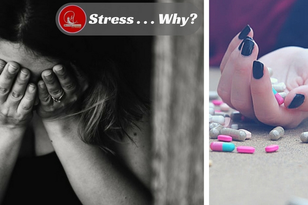 Stress reasons and answers!!